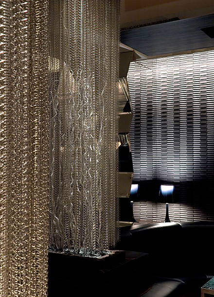 Metal Drapery Architectural Coil From Globaltrends Proje