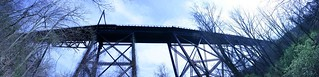 Panorama of Railroad Bridge | by Anthony Topper