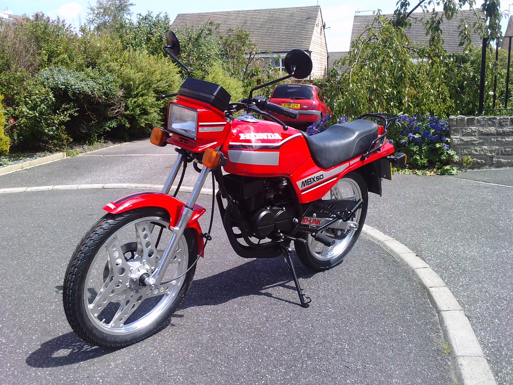 Honda Mbx 50 My First Bike 3 Well Here She Is A