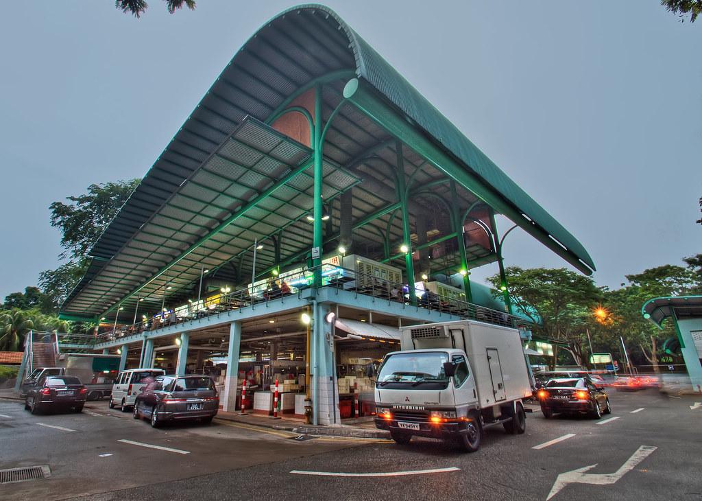 Bukit Timah Food Market