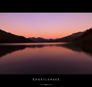 Engstlensee | by Daniel Wildi Photography
