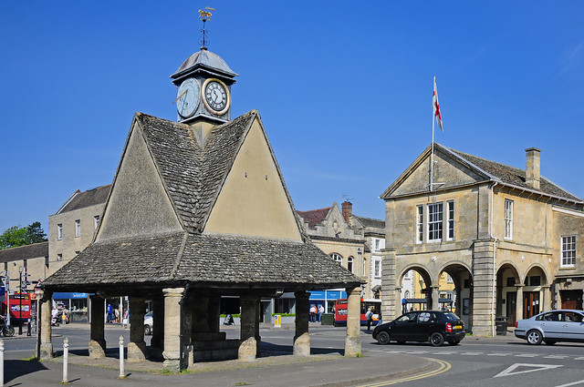 Uk Oxon Witney Buttercross 03 Flickr Photo Sharing