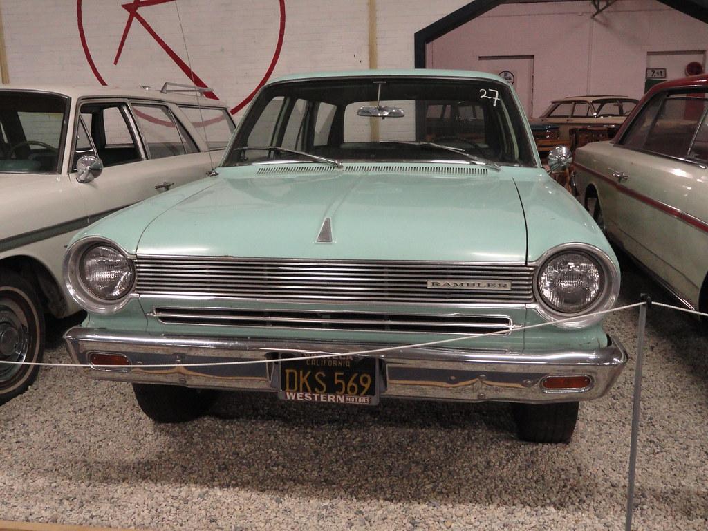 1964 rambler american 330 station wagon 10 september. Black Bedroom Furniture Sets. Home Design Ideas