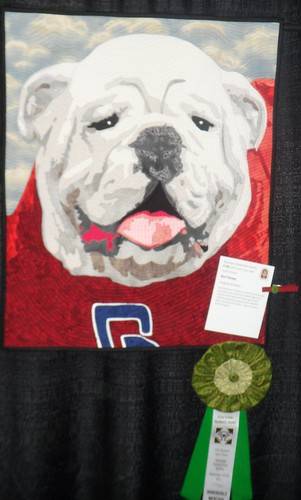 """Bull Dawg"" by Virginia Greaves 
