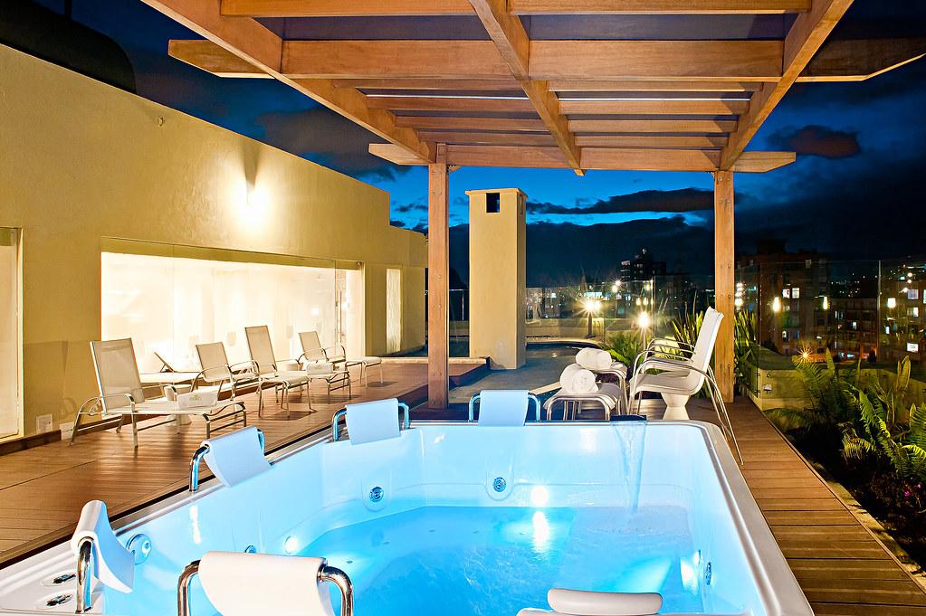 Jacuzzi in elixia spa hotel casa dann carlton bogota c flickr - Hotel casa dann carlton ...