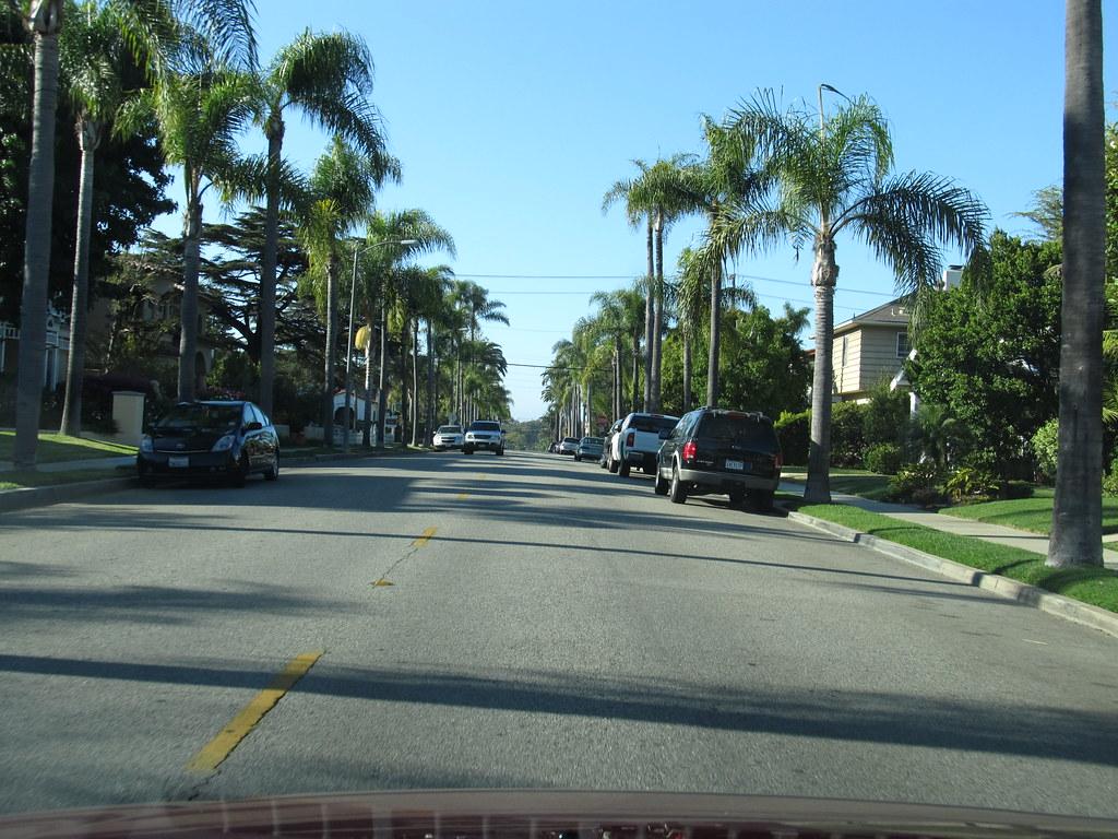 California Heights Neighborhood Long Beach