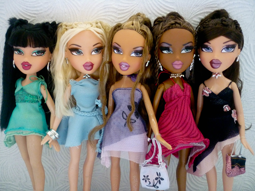 Bratz Girls Nite Out They Arrived Today From Ebay I M
