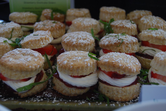 Strawberry Shortcake Sliders | Flickr - Photo Sharing!