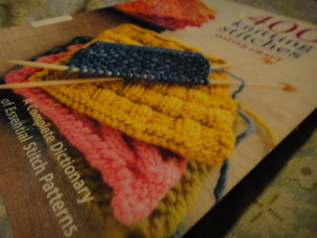 400 Knitting Stitches book Explore AnomicDeers photos on ? Flickr - ...