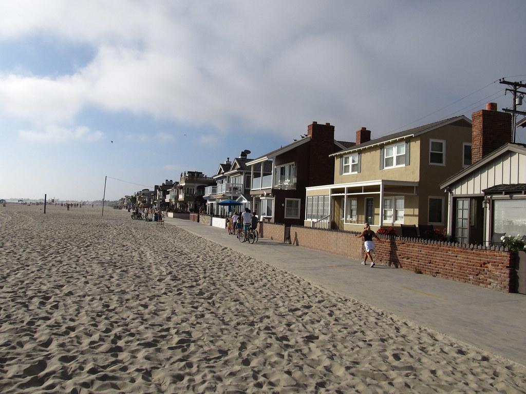 West Oceanfront Newport Beach Best Houses