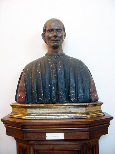 bust of machiavelli - palazzo vecchio | by drencrome
