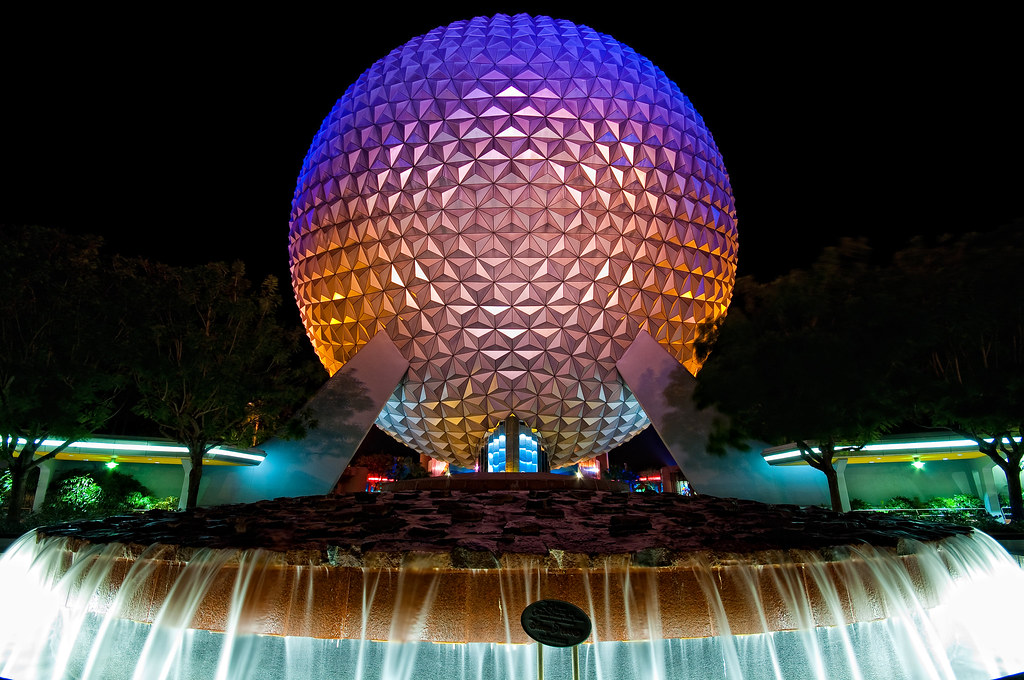 Classic Epcot Center (Explored) | A beautiful sight for any ...