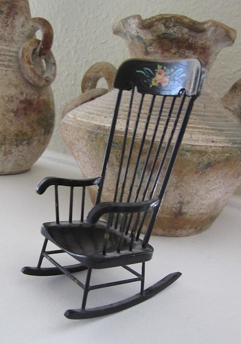 Miniature Rocking Chair | by Enchanticals ~I'm Coming Back