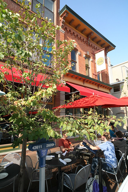Zola 39 S Cafe Outdoor Seating Downtown Ann Arbor 9 Located