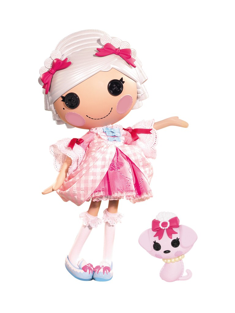 Collector S Edition Lalaloopsy Suzette La Sweet Quot Are