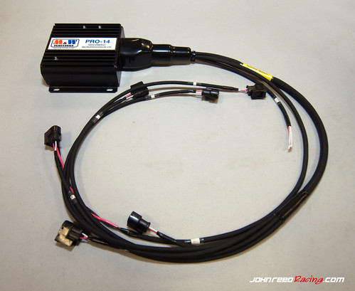 John Reed Racing M&W Ignition Harness | by Kyle Tomita