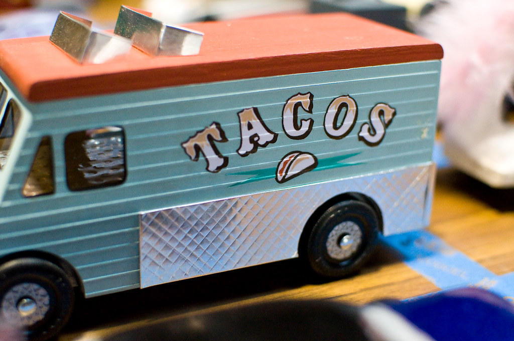 One More Of The Amazing Taco Truck
