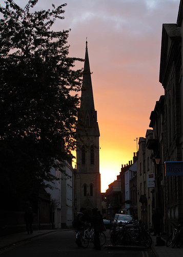 Sunset from St. Michaels Street | by CNorth2