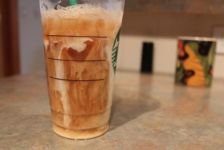 Iced Coffee with Milk :) | by verblonica