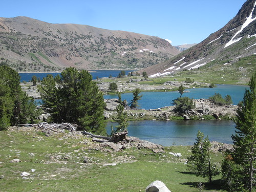 20 Lakes Basin Jeff Moser Flickr