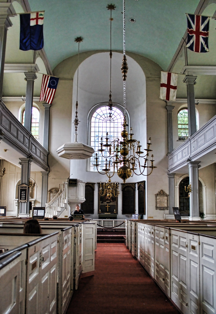 Old North Church Boston Old North Church Officially