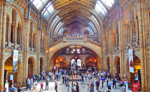 Natural History Museum | by Muzammil (Moz)