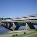 Nouveau Brunswick Hartland bridge