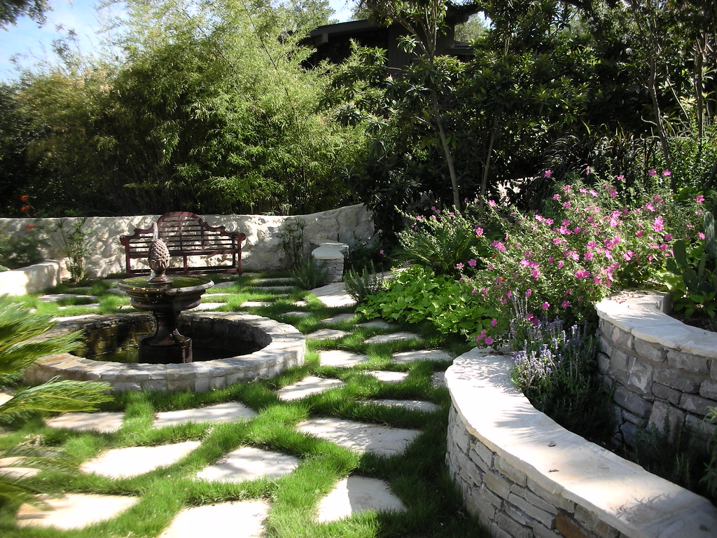 Residential landscape design by hill horticulture san ant for Residential landscape design