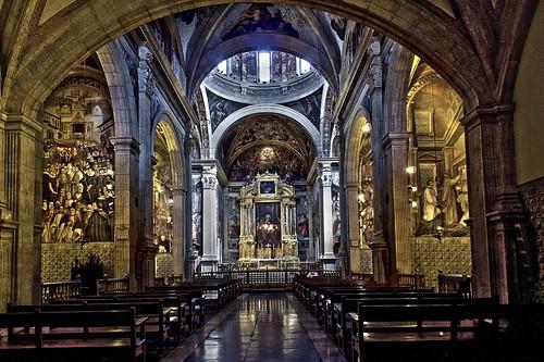 Valencia iglesia del patriarca francisco galbis flickr - La nueva fe de valencia ...