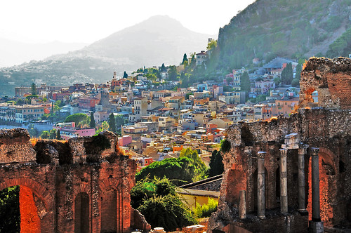 Taormina, Sicily | by Goldmund100