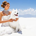 WHITE SANDS DOG STORY