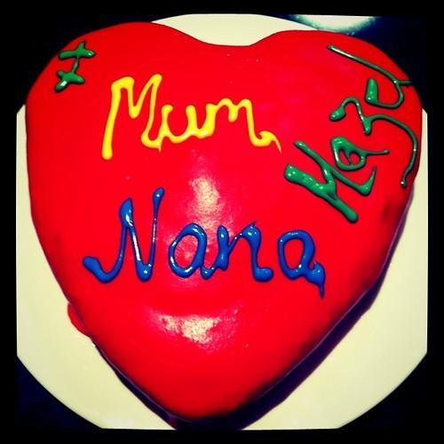 Mum Birthday Cake Ideas