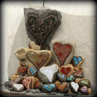 Just a Few Mosaic Hearts!~!!!! (21) | by Chris Emmert