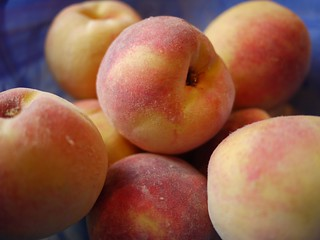 Peach-Vanilla Butter - Peaches | by grongar