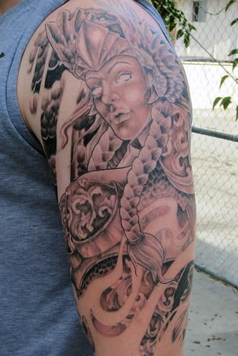 Shannon mums custom tattoo san diego pb pacific beach loca for Best tattoo shops in san diego