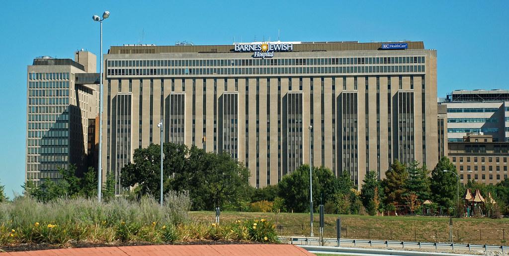 Barnes Jewish Hospital St Louis Irina Hynes Flickr