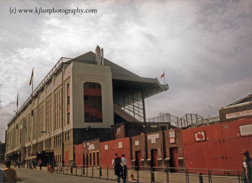 Highbury Stadium home of the Arsenal FC | Reworking of one ...