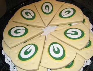 Green Bay Cake Pan