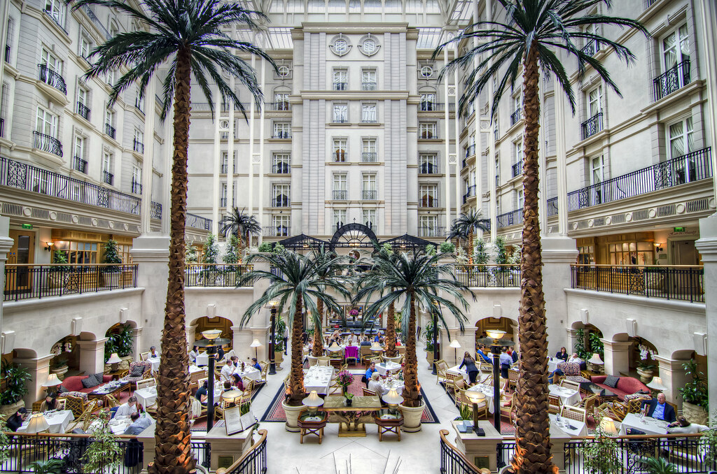 Landmark Hotel Jobs London