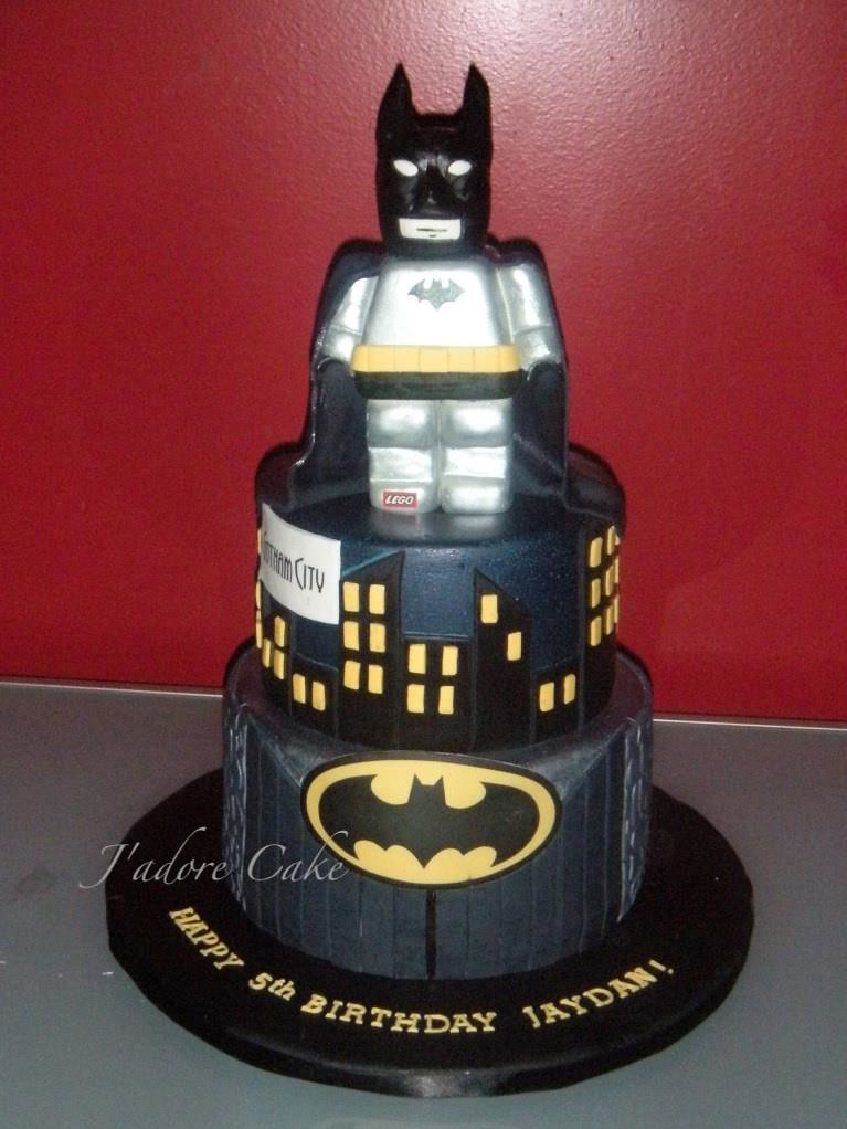 Batman Birthday Cake Pan