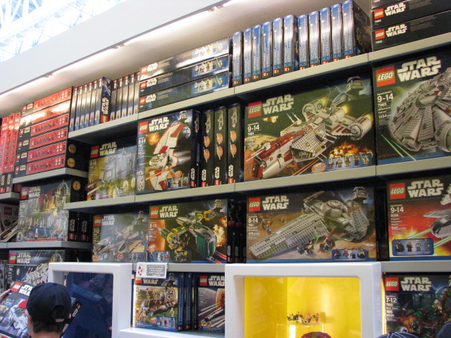 Lego Store Mall of America Star Wars Sets | TheGman0123 | Flickr