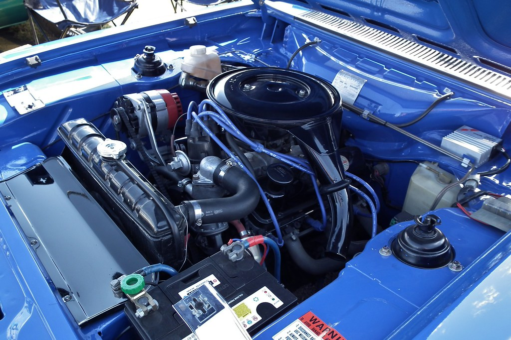Ford 3000 Engine : Ford capri gt coupe v