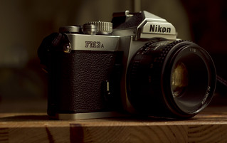 Daddy's Old Nikon | by ||| May |||