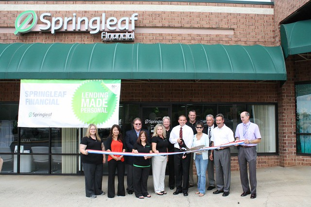 What is Springleaf Financial?