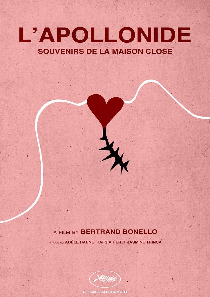 L apollonide souvenirs de la maison close poster flickr for Apollonide souvenirs de la maison close streaming