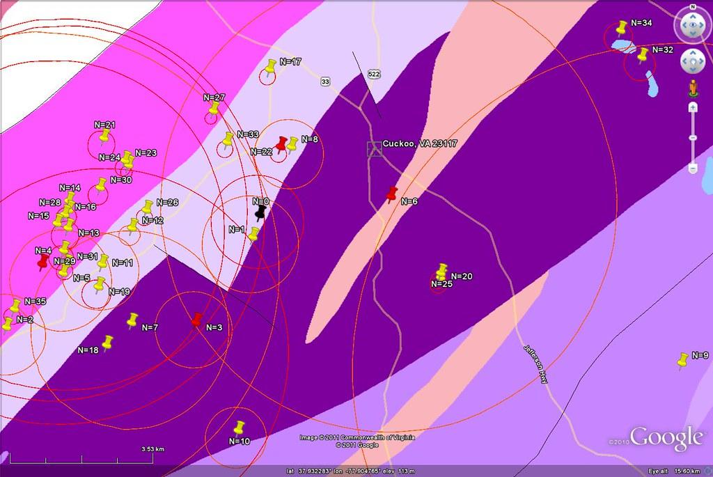 Aftershock Earthquake Diagram Virginia Earthq...