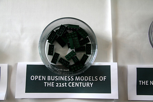 Developing New Open Business Models