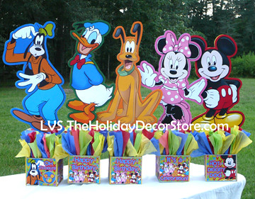 24 Inch Large Mickey Mouse Clubhouse Birthday Party