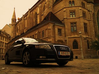 Audi in Vienna | by AJ_365