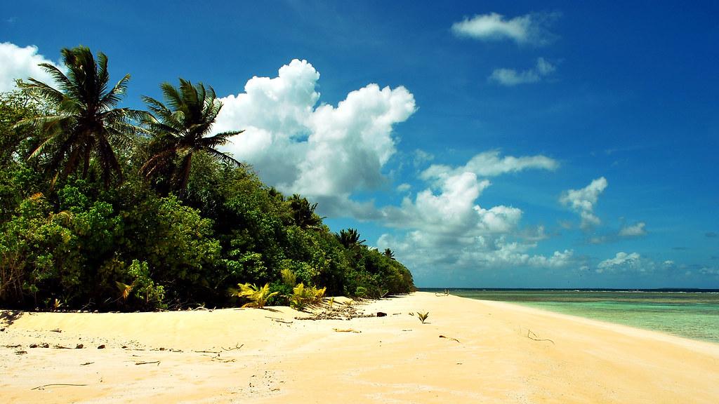 Desert Island Or Deserted Island